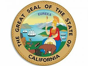 California Notary State Seal